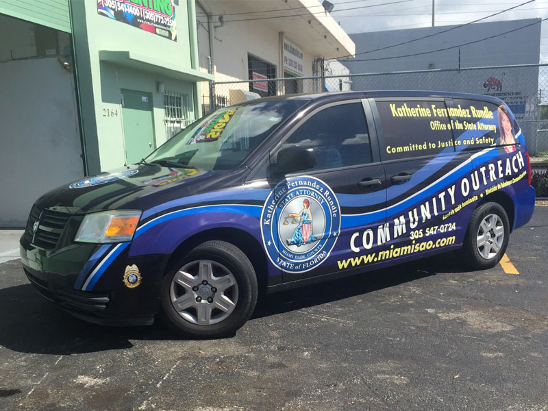 Miami Car Wraps Miami Vinyl Lettering Sign Writing For Vans - Graphics for cars and trucksbusiness signs vehicle wraps car boat marine vinyl wraps