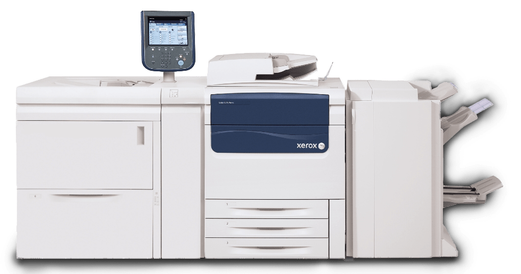 Xerox J75 and C75 Color Presses