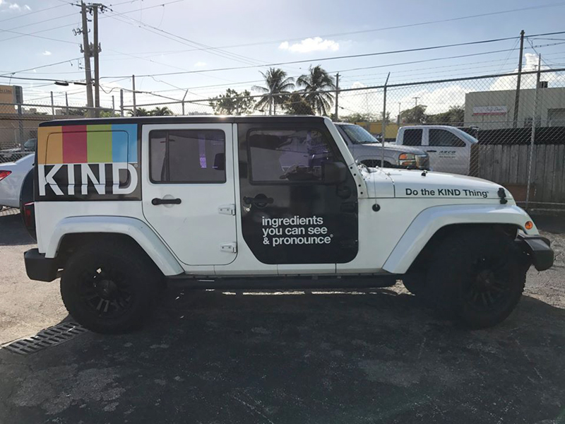 Partial Wrap, Custom Wrap, Custom Graphics, Kind, jeep wrap miami, commercial wrap, 33142