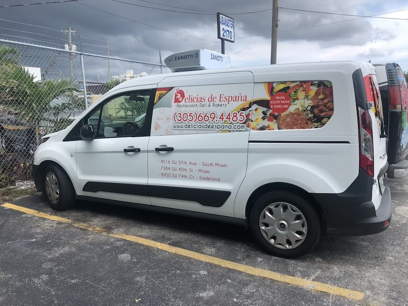Miami Car wraps, Vehicle Wraps Miami, Commercial Wraps