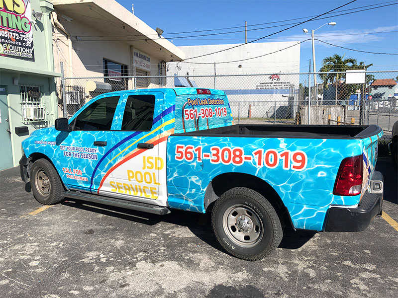 Pick up truck Full Wrap, Arlon, Pick up truck Full Wrap, Arlon