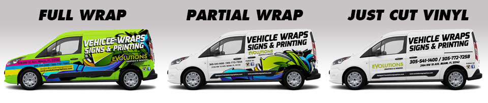 Do you need a wrap. Call us we can help you. Full Wrap, partial Wrap or just cut vinyl