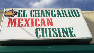 miami signs - mexican cuisine