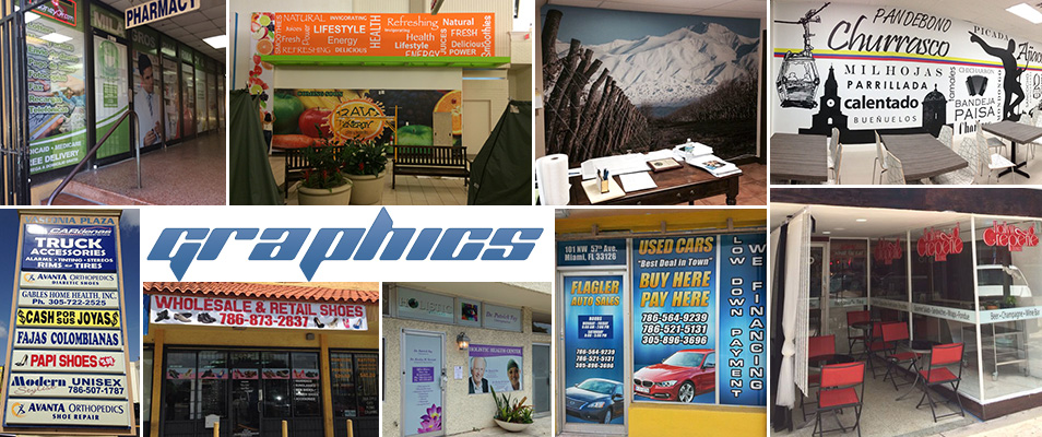 Window Lettering Miami, Window Decals & Graphics, Wall Decals & Wallpaper, Vinyl Decals, Miami Floor Decals & Graphics, Decals, Miami store front graphics, Event Signage, Floor Graphics, Political, Trade Show Signage