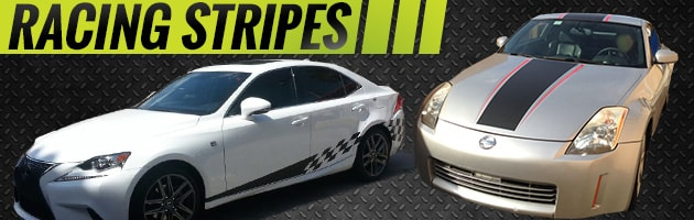 racing stripes cast, car stripes, racing stripes for cars, car racing stripe, racing stripes decals, vinyl racing stripes