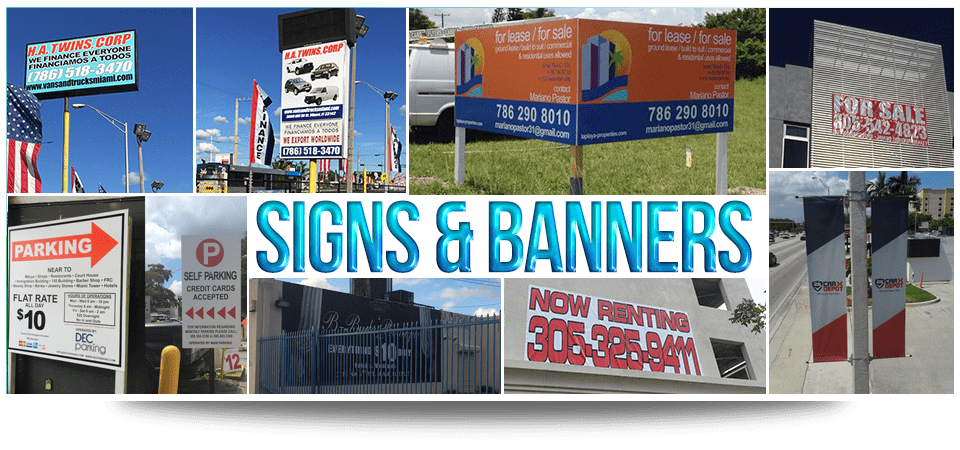 Real Estate Signs Miami, For Sale Signs, For Sale By Owner Signs, Open House Signs Miami, Foreclosure Signs, For Rent/Lease Signs, mdo Signs, Banners, Real Estate Magnets, Sign Holders