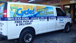 7cycles -laundry & dry cleaners
